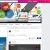 Mod skin facebook cực đẹp với tiện ích ITsharer