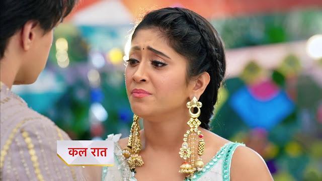 Big Dhamaka : What! Kartik Naira separated on their wedding night in Yeh Rishta Kya Kehlata Hai