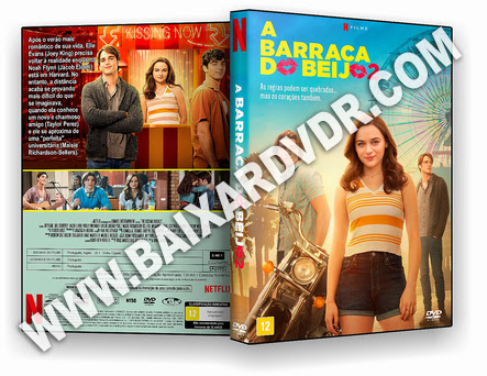A Barraca do Beijo 2 (2020) DVD-R AUTORADO