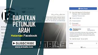 Dapatkan Petunjuk Arah Halaman Facebook   Begini Langkah dan Caranya