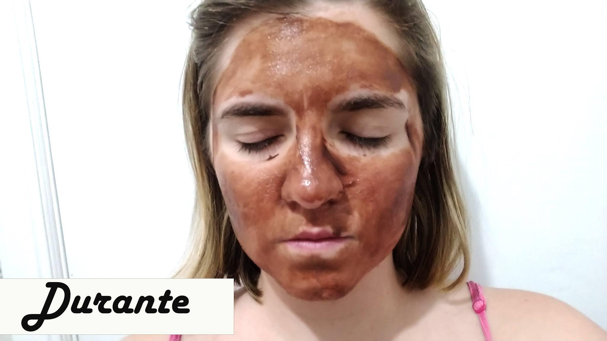 Resenha Máscara facial nutritiva e reparadora Chocolate pode! Da Ricca
