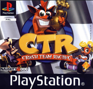 Download game CTR Crash Team Racing PS1 ISO Ukuran Kecil
