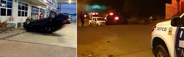 Anápolis: Criminoso morre e outro é preso após assalto e troca de tiros com a Polícia