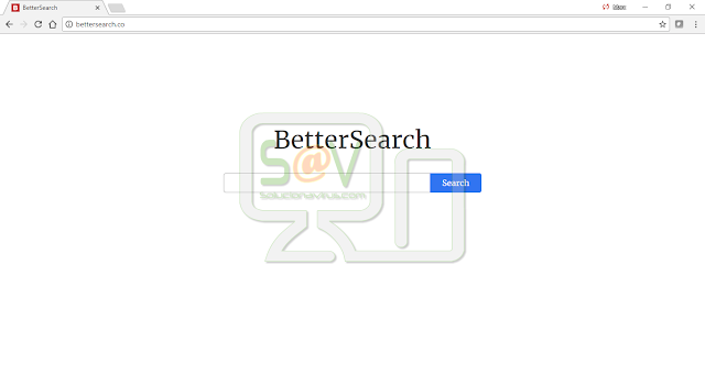 BetterSearch.co (Hijacker)