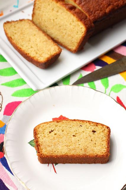 cake au citron confit au sel