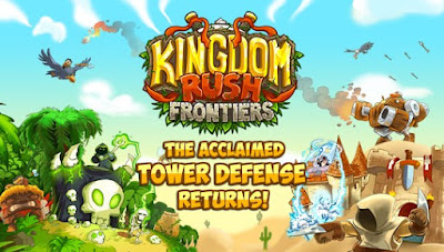 Kingdom Rush Frontiers (MOD, money/heroes unlocked) Apk + Data for Android