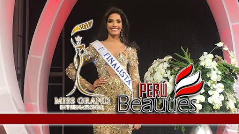 Miss Grand Venezuela 2017 / 2018