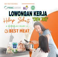 BEST MEAT POINT CREW LOWONGAN KERJA