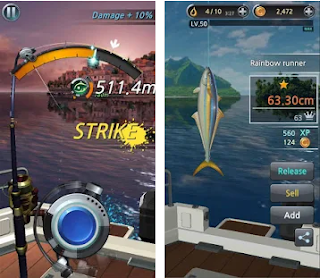 Fishing Hook Apk v2.1.7 Mod Money Free for android