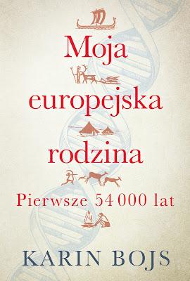 Moja europejska rodzina. Pierwsze 54000 lat.