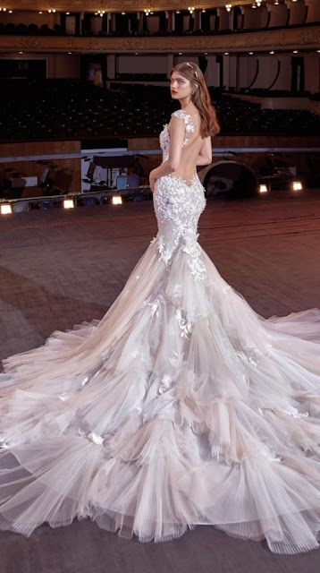 K'Mich Weddings - wedding planning - white wedding dresses -sally -galia-lahav-fall-2019