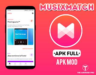 Musixmatch – Lyrics for your music v7.5.9 [Final] [Latest]