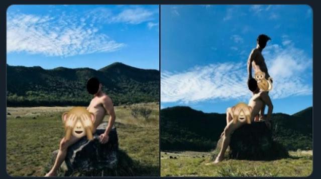 Viral Pendaki Pose Tanpa Busana di Gunung Gede, Mengaku untuk Riset Seni