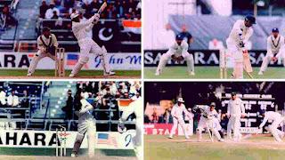 India vs Pakistan 3rd ODI at Toronto in 1996 - Highlights