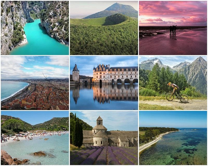 20 idee viaggio Francia