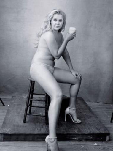 Instagram's most naked celebrities