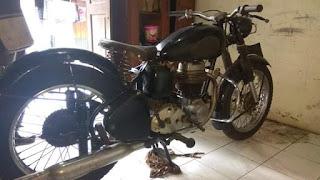 Jual Motor Tua Ariel COLT 250