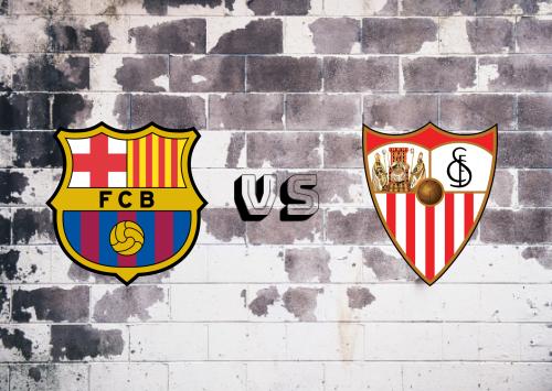 Barcelona vs Sevilla  Resumen y Partido Completo