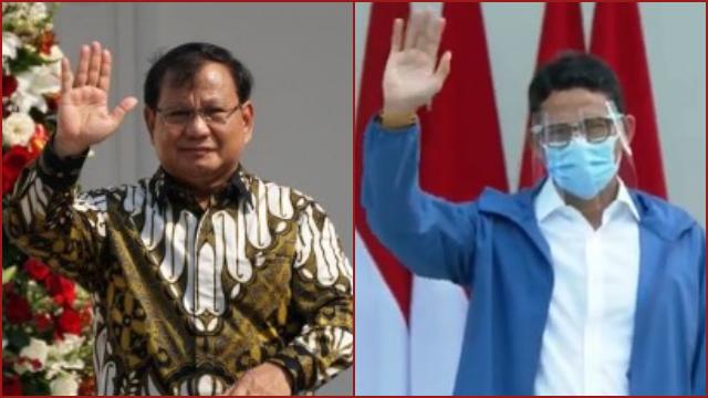 Sejarah Politik Indonesia, Pertama Kali Capres-Cawapres Kalah Bergabung ke Yang Menang