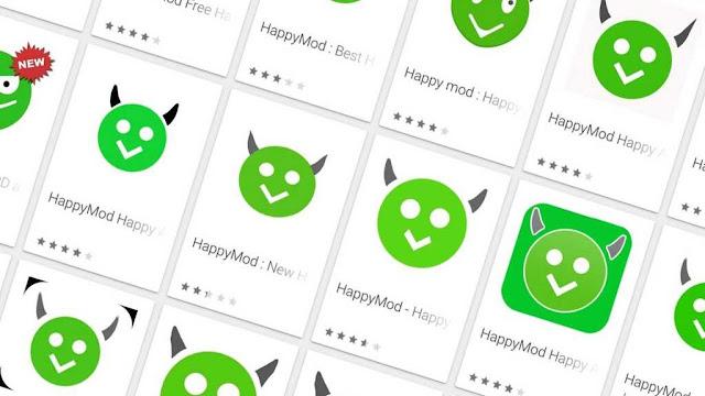 هل Happymod آمن لتنزيل تطبيقات APK المعدلة على أجهزة Android؟