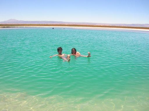 Verão em San Pedro de Atacama