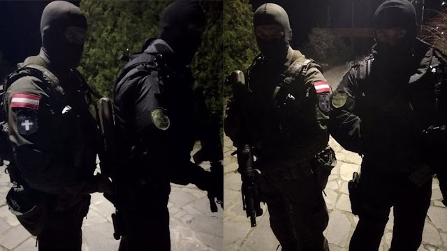 Έβρος: Αυστριακοί κομάντος σε Τούρκους: «Εδώ είναι η χώρα μας, υπερασπιζόμαστε τα ευρωπαϊκά σύνορα»
