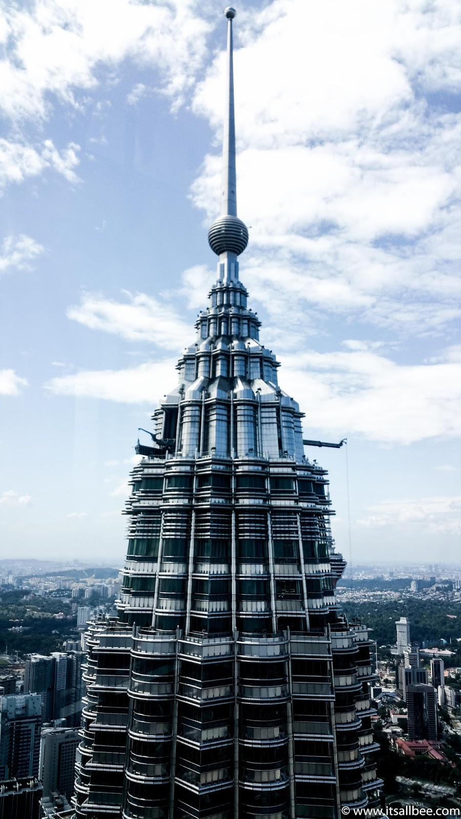 petronas twin towers observation deck