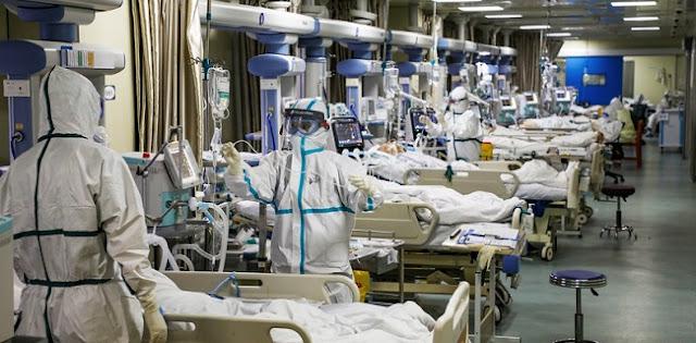 China Laporkan Nol Kasus Baru Domestik, Infeksi Global Tembus 217 Ribu Jiwa