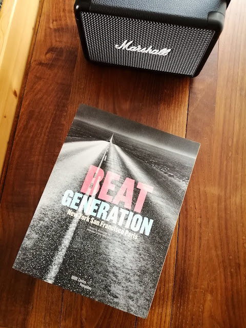 "catalogue Exposition ""Beat Generation"" au Centre Pompidou 2016"