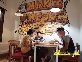 """markaz keju kuliner menu ala korea kekinian"""