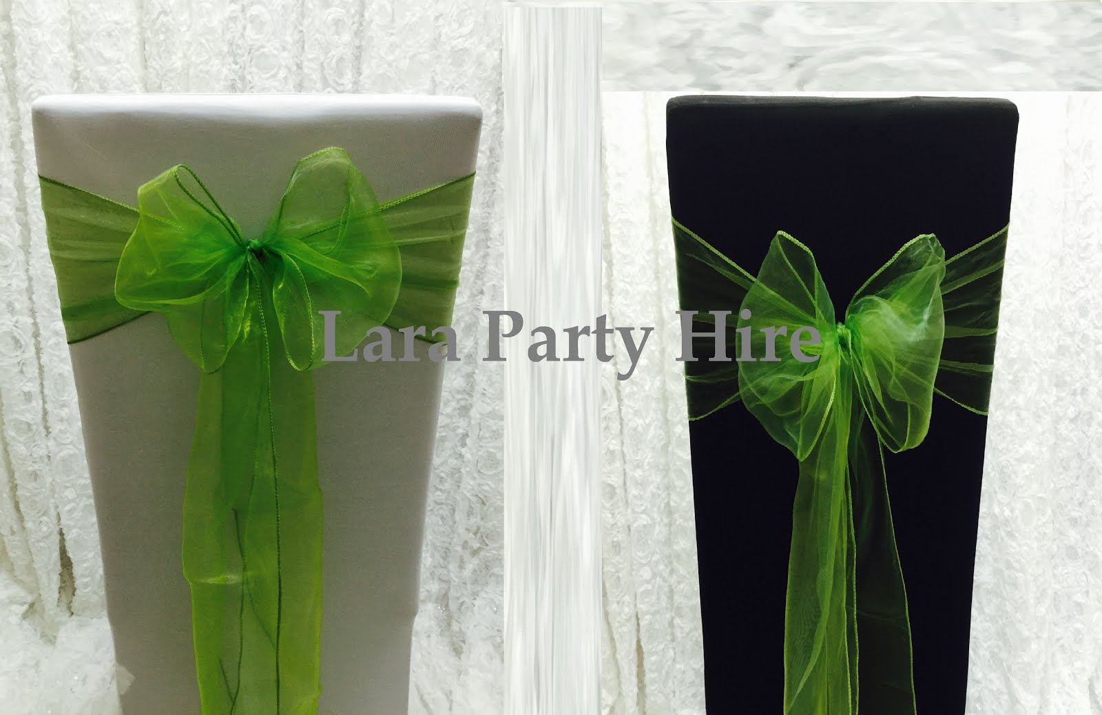 Apple Green Sashes