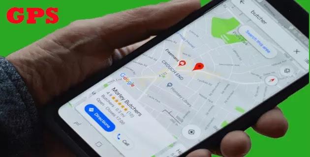 كيف يعمل GPS