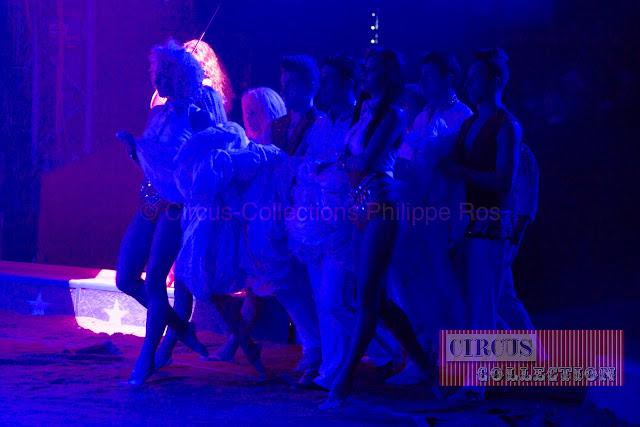 le ballet du cirque