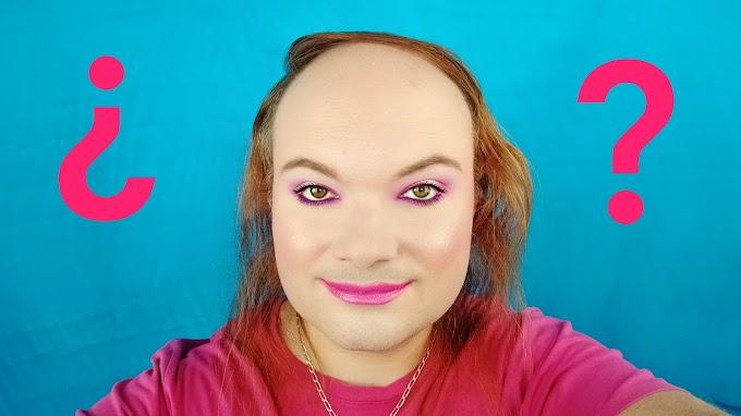 Un maquillage tout rose ! (toi-même tu sais pourquoi)