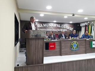 Câmaras de Cuité e Picuí, debate Reforma da Previdência e contingenciamento de verbas das universidades