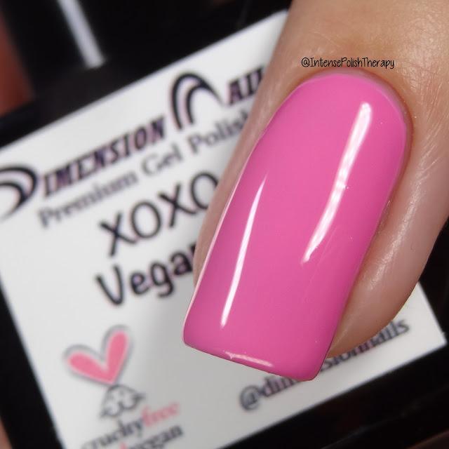 Dimension Nails XOXO, Vegan Girl