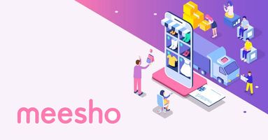 Make Money Online on Meesho App