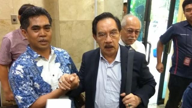 Buka-Bukaan di Bareskrim, Antasari Seret Nama SBY dan HT