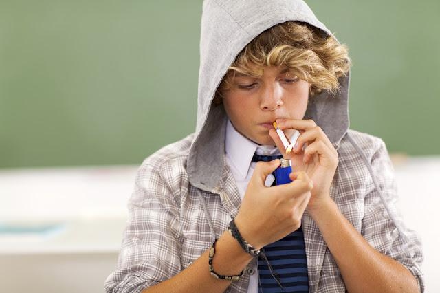 اطباء هولندا يدقون ناقوس الخطر حيال الأطفال المدخنين في هولندا