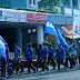 Jalin Komunikasi Dengan Buruh Melalui Apel Peringatan Hari Pekerja Indonesia