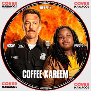 COFFEE Y KAREEM - COFFEE & KAREEM 2020 [COVER - DVD]