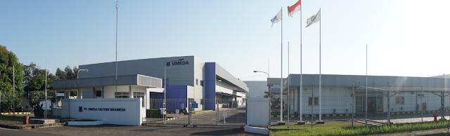 Lowongan Kerja Operator Painting  PT Umeda Factory Indonesia Bekasi