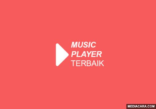 Aplikasi Music Player (pemtar musik) terbaik
