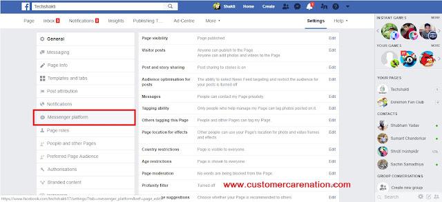 Blogger Me Facebook Messenger Chat Box Kaise Add Kare