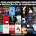 Adaptações de livros para o cinema 2015 #BEDA16