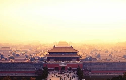 The things not all everyone knows about the Forbidden City