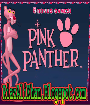 Pink Panther Games Online