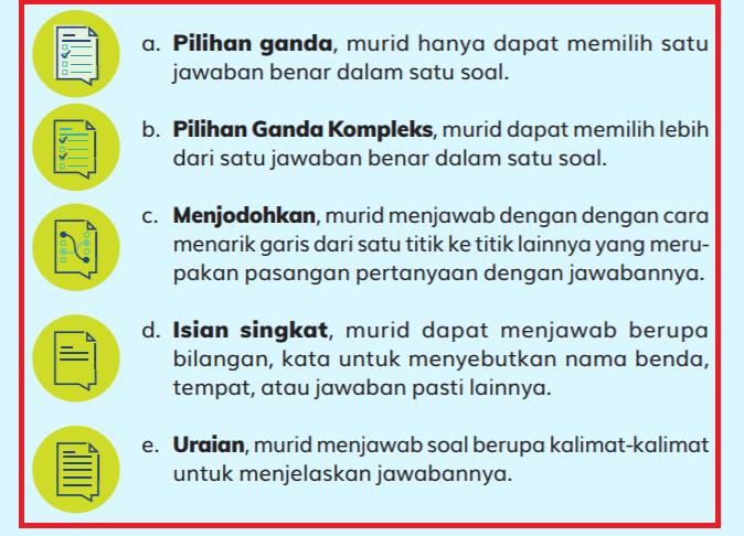 Contoh Soal Akm Bahasa Indonesia Pilihan Ganda Kompleks Id Revisi