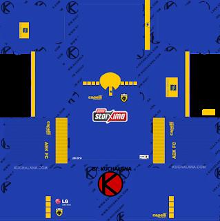 AEK FC Kits 2019/2020 - Dream League Soccer