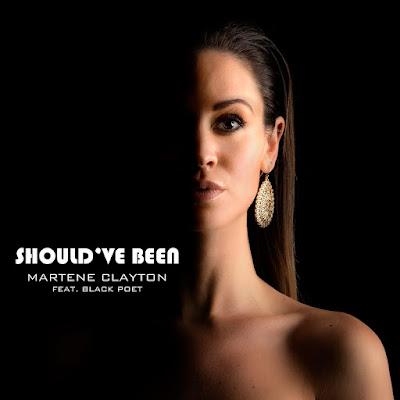 Martene Clayton releases new single 'Should've Been' feat. Black Poet